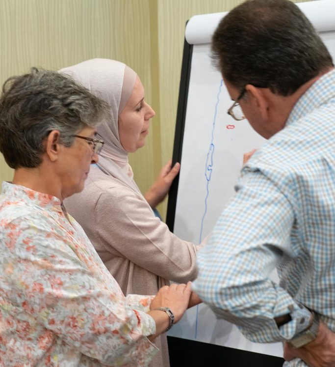 Jordan NDC Action Plan Workshop in Jordan