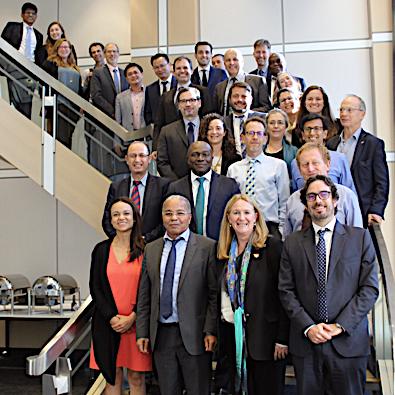 NDC Partnership Steering Committee, September 2017