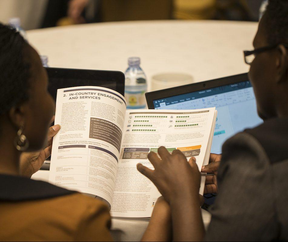 NDC Partnership document