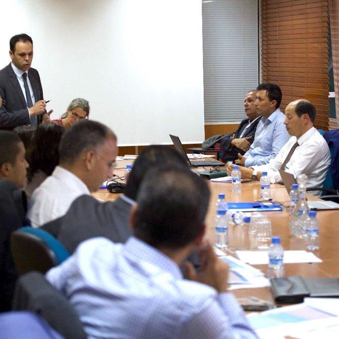 Partnership Plan workshop in Morocco