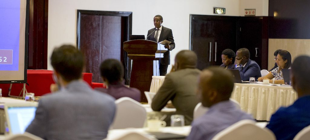 Rwanda Partnership Plan Validation Workshop