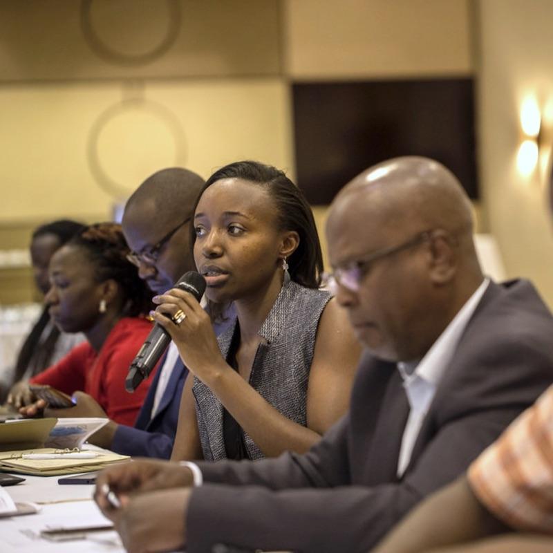 Uganda Partnership Plan Signing Event